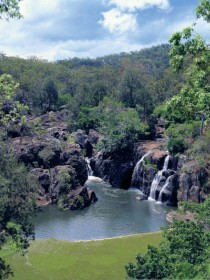 Little Millstream Falls Image