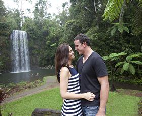Millaa Millaa Falls Image