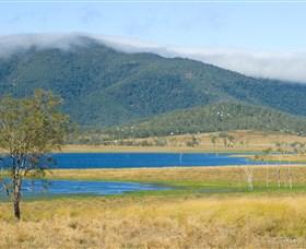 Lake Elphinstone Image