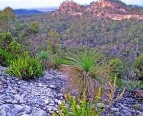 Isla Gorge National Park Image