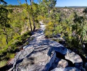 Isla Gorge Lookout Image