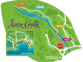 The Airlie Creek Track Image