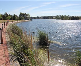 Yerrabi Pond Image