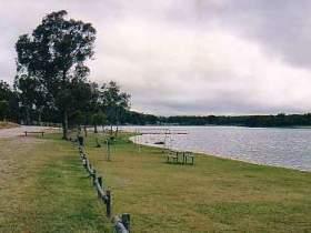 Storm King Dam Image