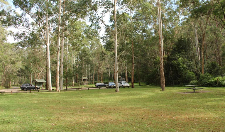 Mill Creek picnic area Image