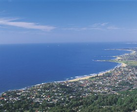 Sublime Point Lookout Image