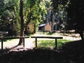 Wirrabara Forest Reserve Image