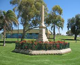 Sturt Park Reserve and Titanic Memorial Image