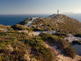 Cape Spencer Lighthouse Image