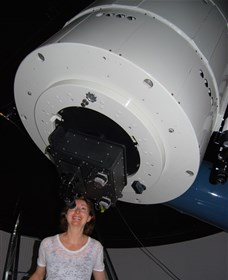 Milroy Observatory Image
