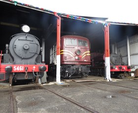 Valley Heights Locomotive Depot Heritage Museum Image