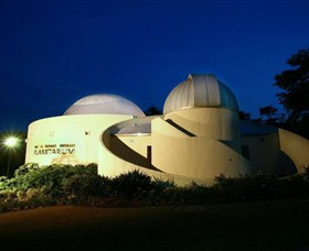 Sir Thomas Brisbane Planetarium Image