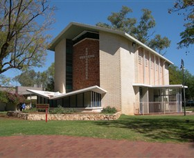 John Flynn Memorial Uniting Church Image