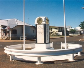 Cloncurry War Memorial Image