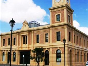 Discovering Historic Moonta Town Drive Image