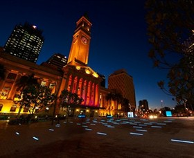 Brisbane City Hall Image