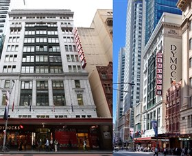 The Dymocks Building Image