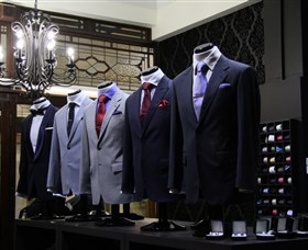 Montagio Custom Tailoring Image