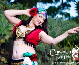 Cinnamon Twist Belly Dance Image