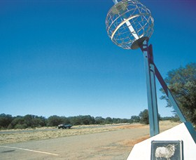 Tropic of Capricorn Marker Image