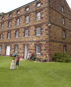 Portarlington Mill Image
