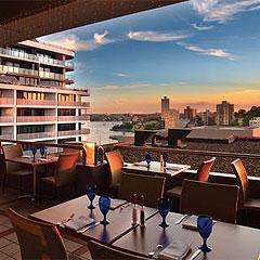 Curve Restaurant @ Vibe North Sydney Image