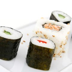 Brown Rice Sushi-Double Bay Image