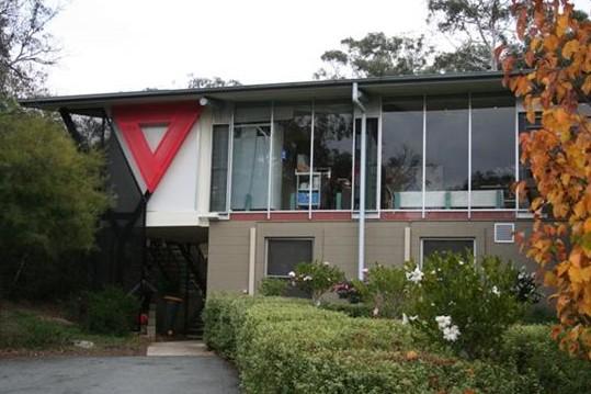Bush Capital Lodge
