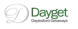 Daylesford Getaways Logo and Images