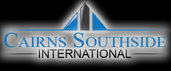 Cairns Southside International Logo and Images