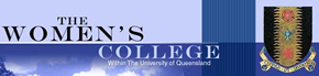 The Women's College Logo and Images