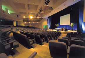 Wesley Convention Centre Logo and Images