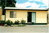 Murray Bridge Oval Cabin And Caravan Park Logo and Images