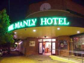 Manly Hotel, The Image