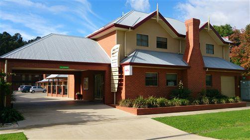 Murray Waters Motor Inn & Apartments