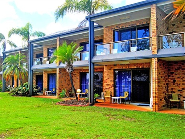 Bribie Waterways Motel Image