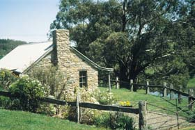 Adelaide Hills Country Cottages - Gum Tree Cottage Image
