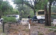 Bittangabee campground