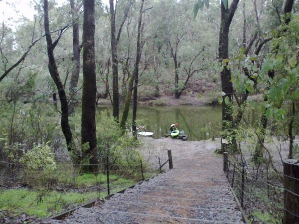 Yarragil Camp at  Lane Poole Reserve