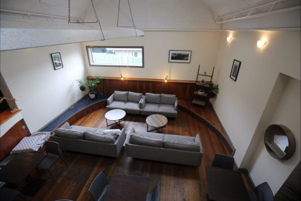 The Nook Backpackers