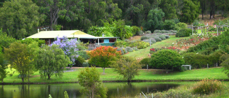 Pemberton Lavender and Berry Farm Cafe and Cottages