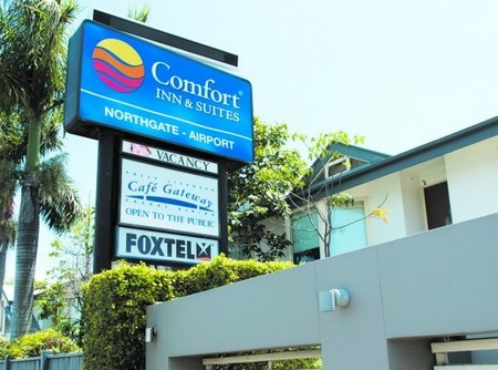 Comfort Inn & Suites Northgate Airport