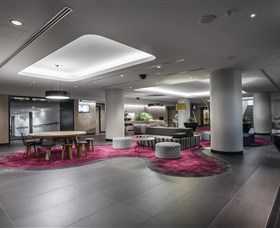 Mercure Brisbane Logo and Images