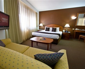 Rendezvous Studio Hotel Brisbane On George Logo and Images