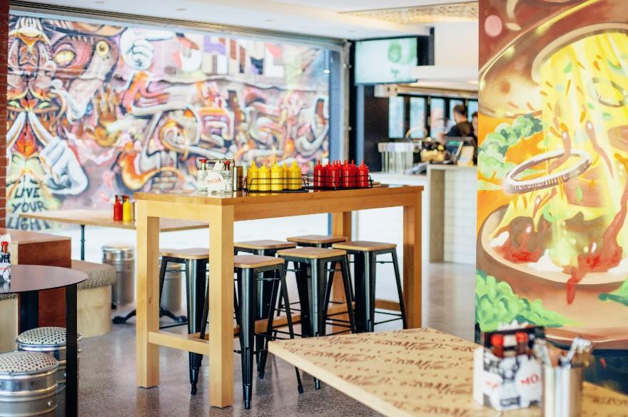Tryp Fortitude Valley Hotel Brisbane