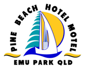 Pine Beach Hotel-Motel Logo and Images