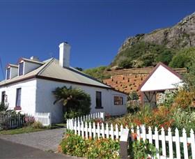 Captain's Cottage Stanley