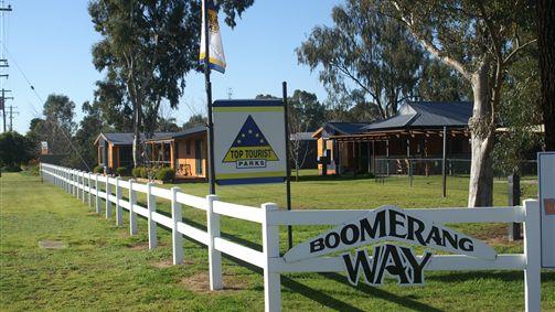 Boomerang Way Tourist Park