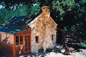 Bishops Adelaide Hills - The Waterfalls