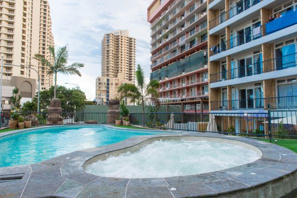 Bunk Backpackers Surfers Paradise